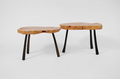 T1315 · Olive, Bog Oak#arttable#table#coffeeetable#homedecoration#artcollector#sculpturel#coffeetable#woodworking#interiordesign#woodsculpture#art#woodart#wooddesign#decorativewood#originalartwork#modernwoodsculpture#joergpietschmann#oldwood