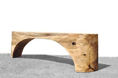 B12120 · Poplar#bench#console#sculpture##woodworking#interiordesign#woodsculptures#art#woodart#wooddesign#decorativewood#originalartwork#modernwoodsculpture#joergpietschmann#oldwood