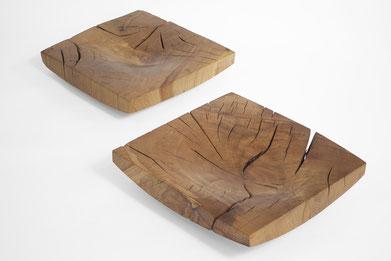 V1436 · Oak#vessel#bowl#coffeetable#woodworking#interiordesign#woodsculptures#art#woodart#wooddesign#decorativewood#originalartwork#modernwoodsculpture#joergpietschmann#oldwood