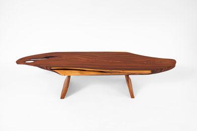 1305 · Santos Palisander, Teak#arttabletable#coffeeetable#sculpture#bowl#coffeetable#woodworking#interiordesign#woodsculptures#art#woodart#wooddesign#decorativewood#originalartwork#modernwoodsculpture#joergpietschmann#oldwood