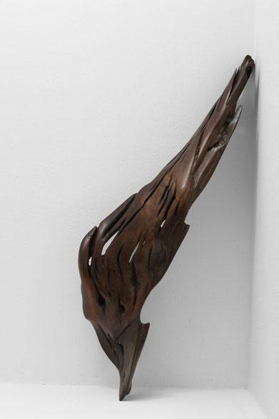 Sculpture · Tropical Driftwood · S1022#sculpture#bowl#coffeetable#woodworking#interiordesign#woodsculptures#art#woodart#wooddesign#decorativewood#originalartwork#modernwoodsculpture#joergpietschmann#oldwood
