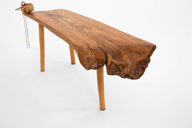 B0029 · Oak #bench#stool#console#sculpture#bowl#coffeetable#woodworking#interiordesign#woodsculptures#art#woodart#wooddesign#decorativewood#originalartwork#modernwoodsculpture#joergpietschmann#oldwood