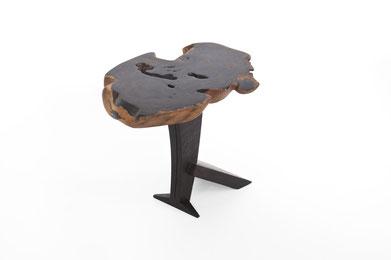 T2551 · Zirikote, Bog Oak#arttable#table#coffeeetable#homedecoration#artcollector#sculpturel#coffeetable#woodworking#interiordesign#woodsculpture#art#woodart#wooddesign#decorativewood#originalartwork#modernwoodsculpture#joergpietschmann#oldwoo