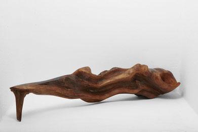 Sculpture · Tropical Driftwood · S1022#woodsculpture#stool#console#sculpture#originalart#woodworking#interiordesign#woodsculptures#art#woodart#wooddesign#decoration#decorativewood#originalartwork#modernwoodsculpture#joergpietschmann#oldwood
