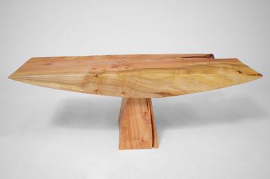 T1285 · Norway Maple#arttable#table#coffeeetable#homedecoration#artcollector#sculpturel#coffeetable#woodworking#interiordesign#woodsculpture#art#woodart#wooddesign#decorativewood#originalartwork#modernwoodsculpture#joergpietschmann#oldwood