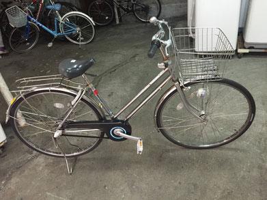 丸石3段変速自転車