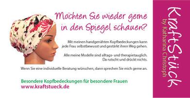 Bild:Flyer für www.kraftstueck.de