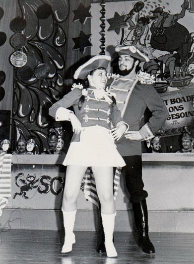 Doren & Tanzmajor Geier 1984