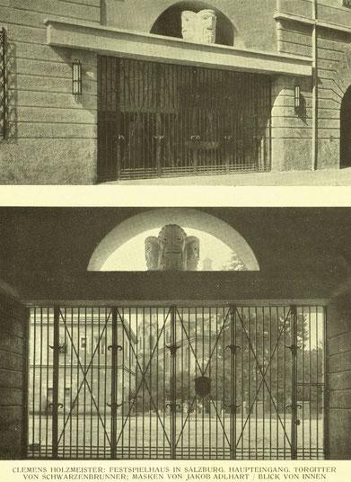 Österreichs Bau- und Werkkunst, 3. Jg., Okt. 1926, S. 5, Krystall-Verlag Wien