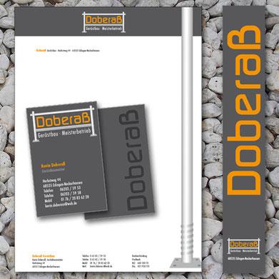 Doberaß Gerüstbau GmbH, Design Labor