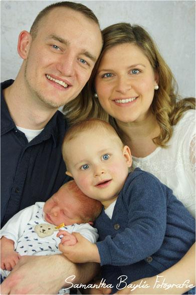 Familie Fotografie Samantha Baylis Himmelpforten