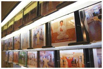 Tai Ji Unterlagen Studio Zhang Wien