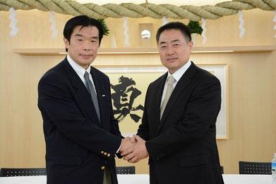 IBMA Kyokushin -Akira Masuda CEO-