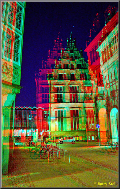 3D - Bremen - Sonntagnacht in der City 24