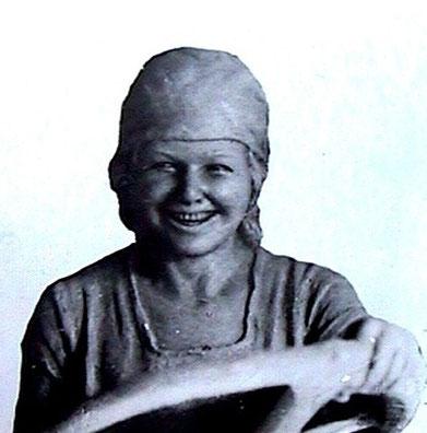 (16) Трактористка (1930г.)