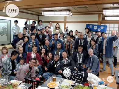 第2回 オン会, 2018年2月18日, 浅草・雷5656会館, お祭りユーザー交流イベント