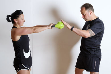 Personal Training with Kettlebells Nailsea