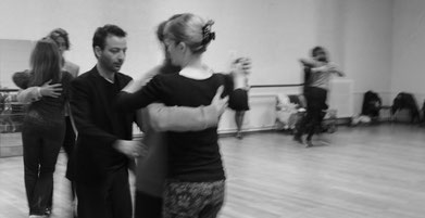 cours de tango à Paris