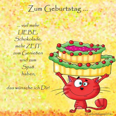WhatsApp Wünsche und Grüße zum Geburtstag 05