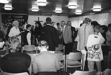 Festveranstaltung zur 90-Jahr-Feier der LKG Röthenbach