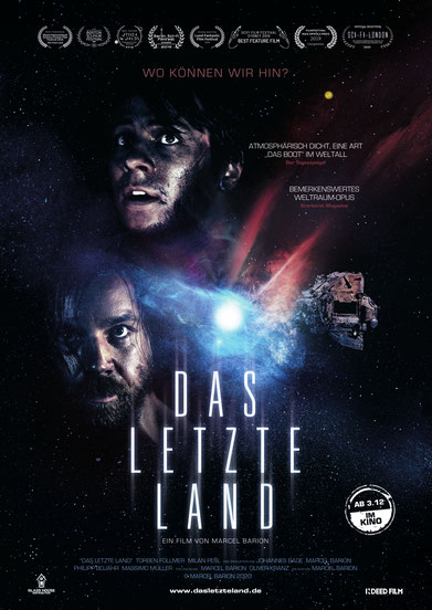Das letzte Land Poster