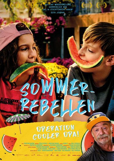 Sommer Rebellen Poster