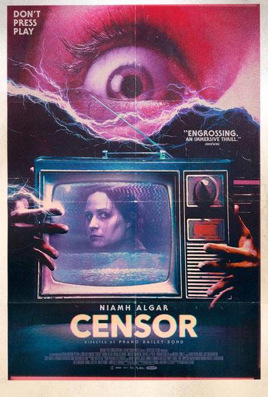 Censor Film Poster