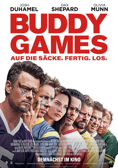 Buddy Games Poster