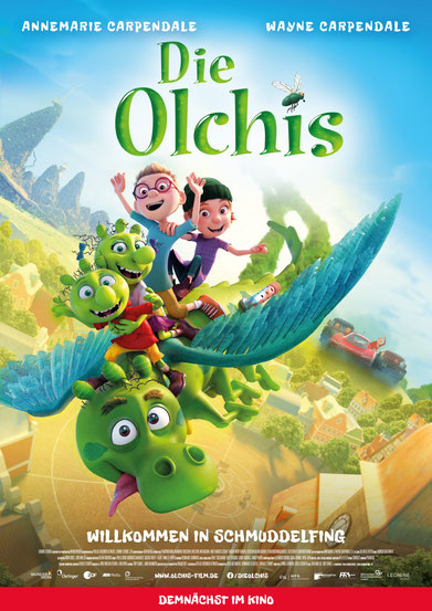Die Olchis Poster