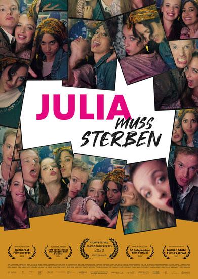 Julia muss sterben Poster