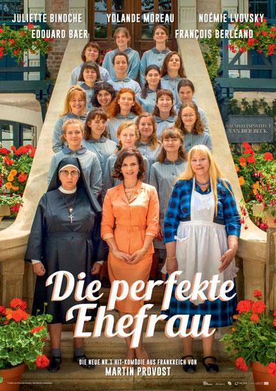 Die Perfekte Ehefrau Poster