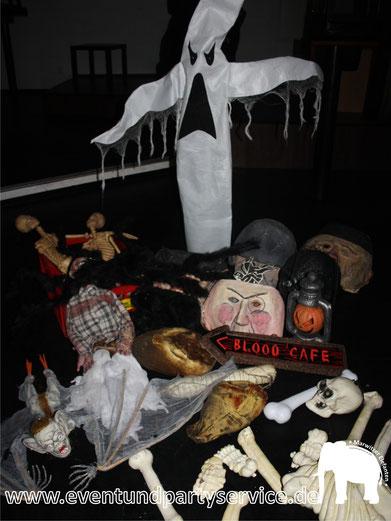 Halloween Deko mieten Velten Oranienburg Hennigsdorf OberhavelGetränkekarten Aufsteller zu mieten in Marwitz mieten eventservice zeltverleih partyservice marwitz