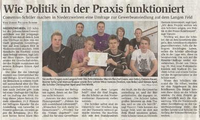 Quelle: HNA 25.05.2011 (www.hna.de)