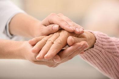 Betreuung und Pflege zu Hause in Gränichen, Be & Care Roth, Betreuung und Pflege Roth GmbH