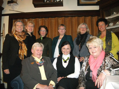 Der Vorstand der Frauen Union Leer wurde am 26.3.2013 neu gewählt.