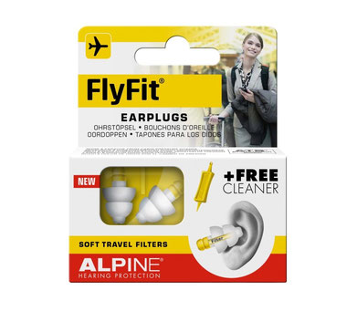 Alpine Hearing Protection FlyFit