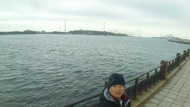 スピードウォール ウインド 海の公園 神奈川 横浜