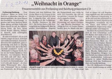 Freilassinger Anzeiger, 22.12.2016