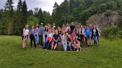 Schüleraustausch in Chrzanów 2017