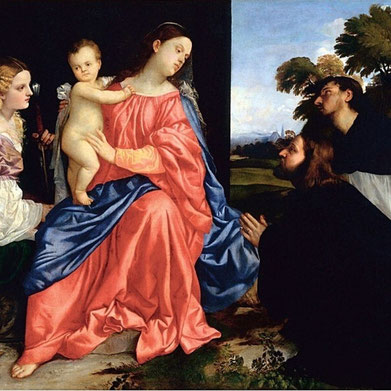 Mostra Tiziano Milano
