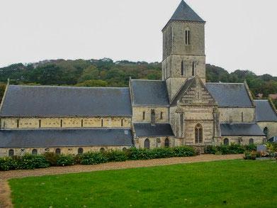 Église Notre Dame de Étretat