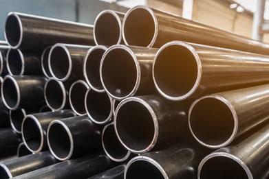 Tubos y tuberias en aceros inoxidables y aleaciones en distintos grados