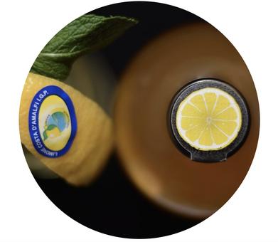 Limoncello Sciur Limun Grappa Ticino