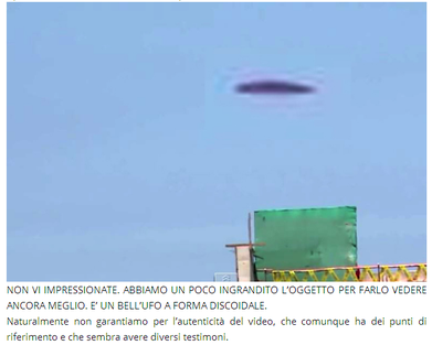 Screenshot tratto dall'articolo del CUFOM del 13.02.2015