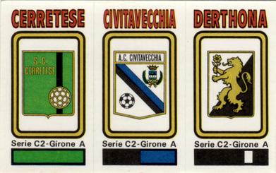 FIGURINA PANINI DERTHONA  1978-79