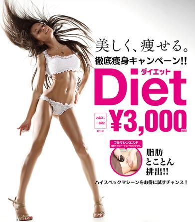 ダイエット 痩身 お試し 脂肪排出 キャンペーン