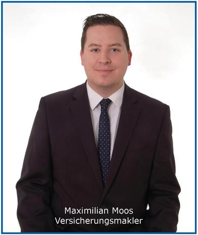 Bild Person selbst Maximilian Moos, Versicherungsmakler Neustadt an der Weinstraße