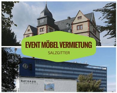 Eventmöbel mieten / Palettenmöbel Verleih & Vermietung in Salzgitter und Umgebung