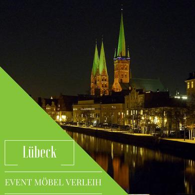 Eventmöbel mieten / Palettenmöbel Verleih & Vermietung in Lübeck und Umgebung