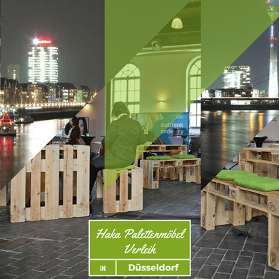 eventm bel loungem bel mieten in d sseldorf haka palettenm bel. Black Bedroom Furniture Sets. Home Design Ideas
